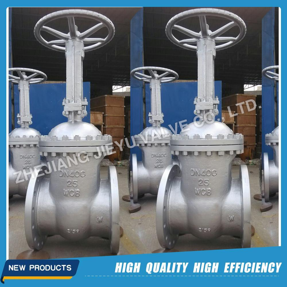 "API 150lb 6"" Cast Steel Gate Valve"