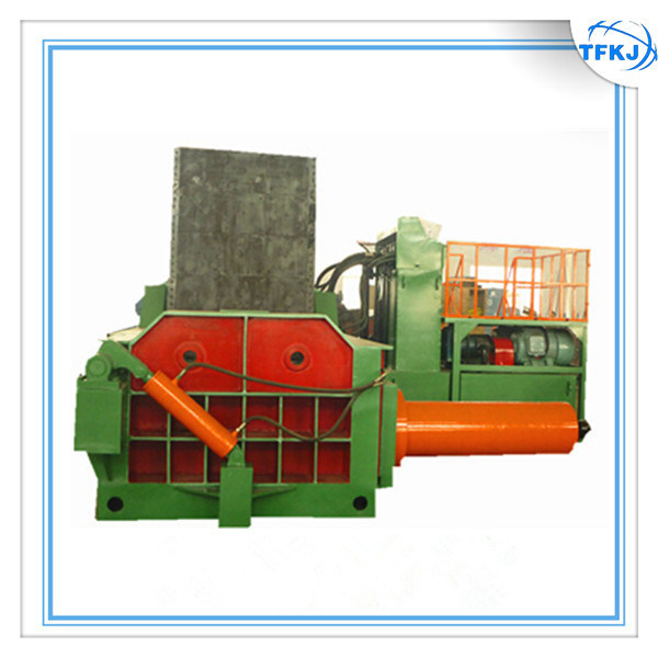 Waste Recycle Automatic Aluminum Baler