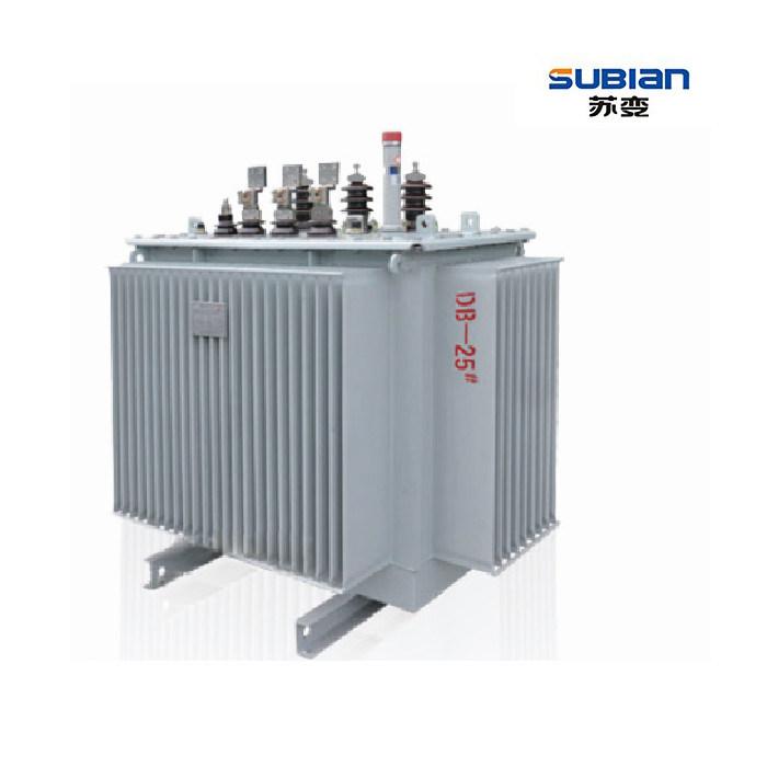 Oil-Immersed Transformer S11/S11m 800kVA-11kv/0.4kv