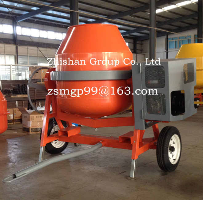 CMH650 (CMH50-CMH800) Portable Electric Gasoline Diesel Concrete Mixer