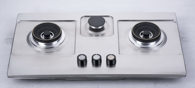 Three Burner Gas Stove (SZ-LW-136)