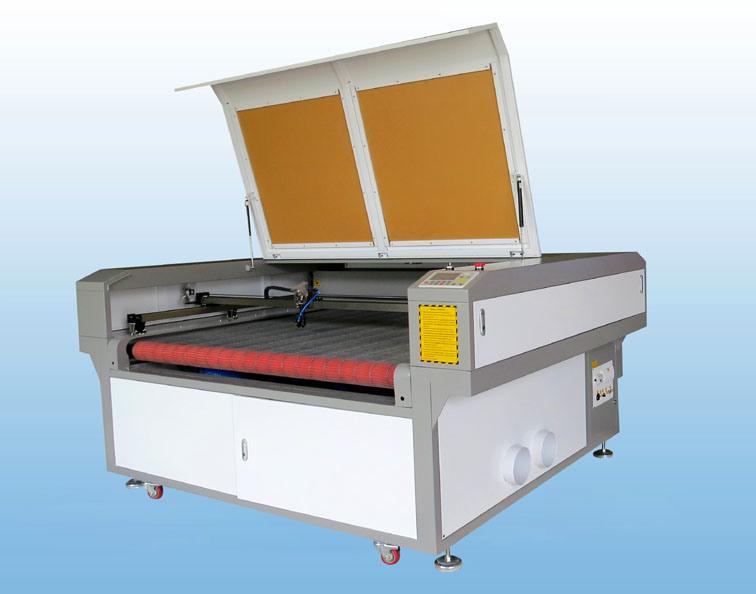 Flc1610A Auto Feeding CNC Laser Fabric Roll Cutter Machine