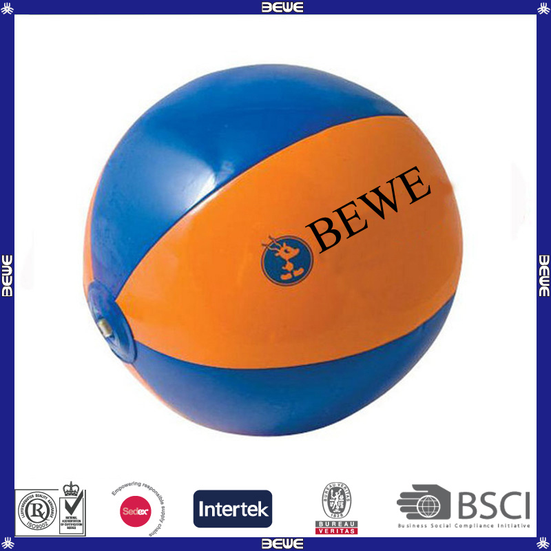Customized Logo&Color Inflatable Beach Ball