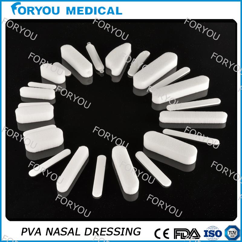Medical Nasal Dressing Medical Nasal Sponge Packing