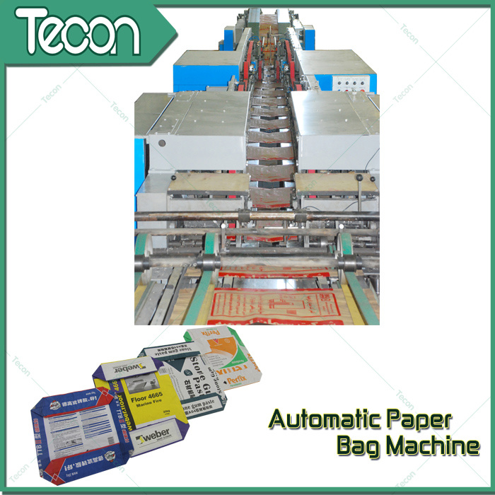 Bottomer Machinery (HD4913) of Cement Paper Bag Production Line