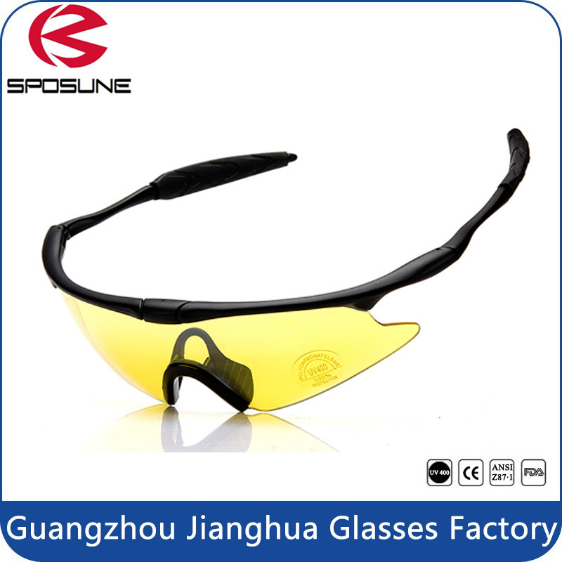 Prolight Wrap Around Cycling Google Custom Printed Logo Party Glasses Outdoor Sports Interchangeable Lens Sunglasses
