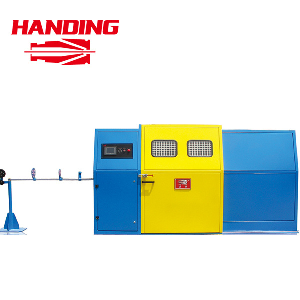 1000mm C Type Single Twist Stranding Machine