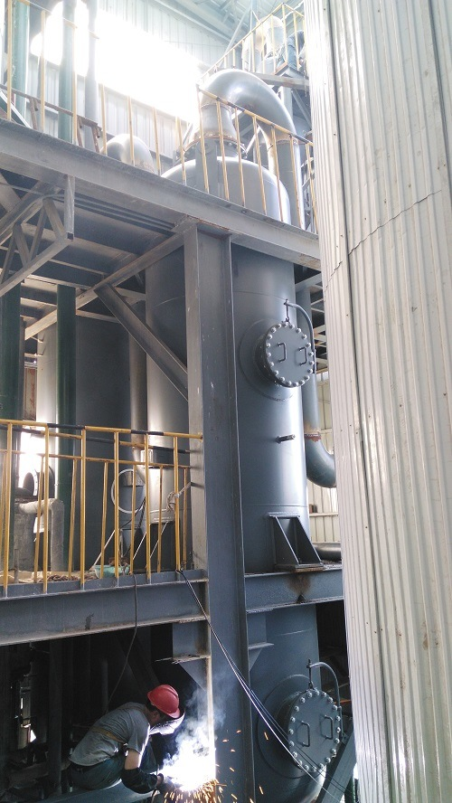 All Welded Plate High-Efficiency Level Type Evaporator