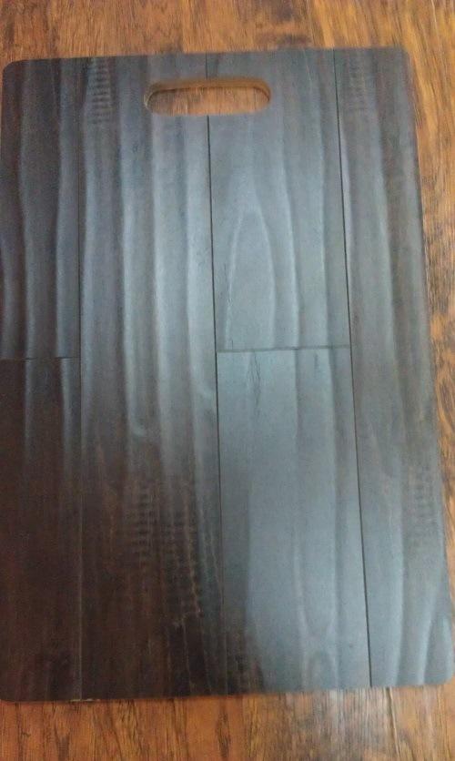 Distressed Maple HDF Laminated Flooring AC3 E1