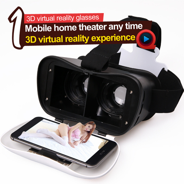 Google 3D Glasses Vr Headset Vr Box for Smart Phone