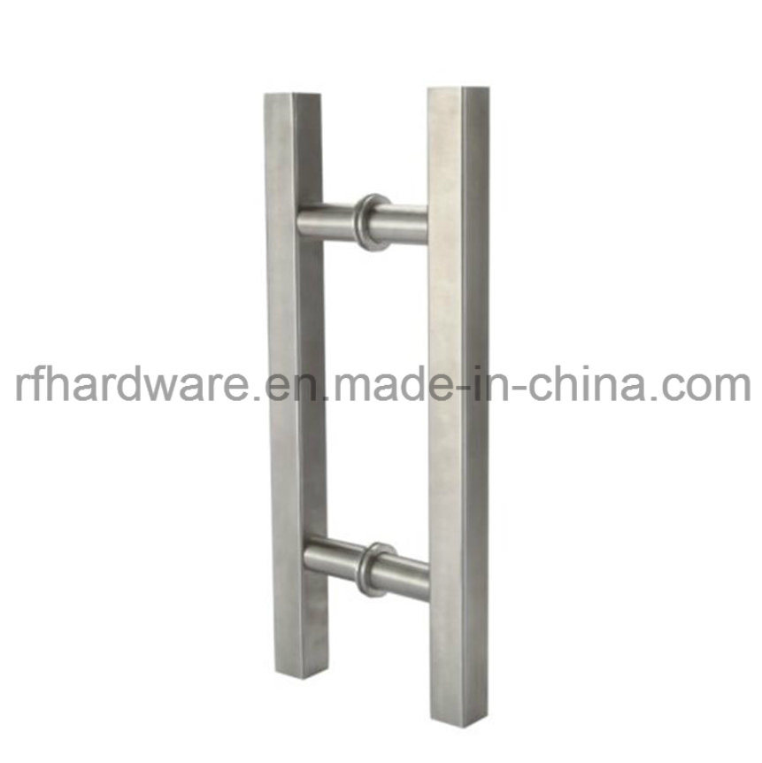 Stainless Steel Glass Door Handle Shower Room Handle
