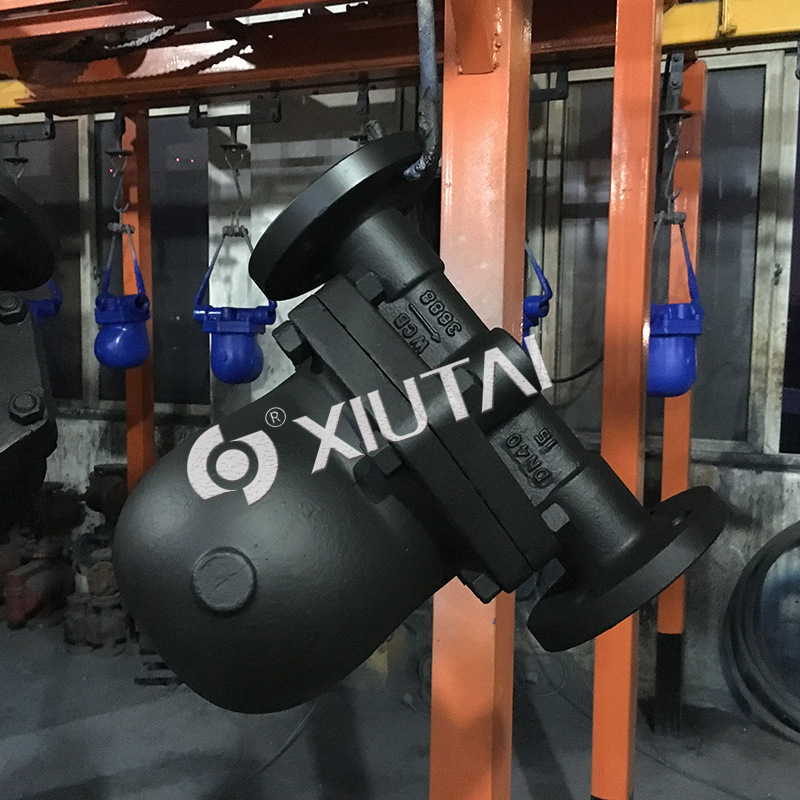 Double-Seat Ball Float Steam Trap FT44