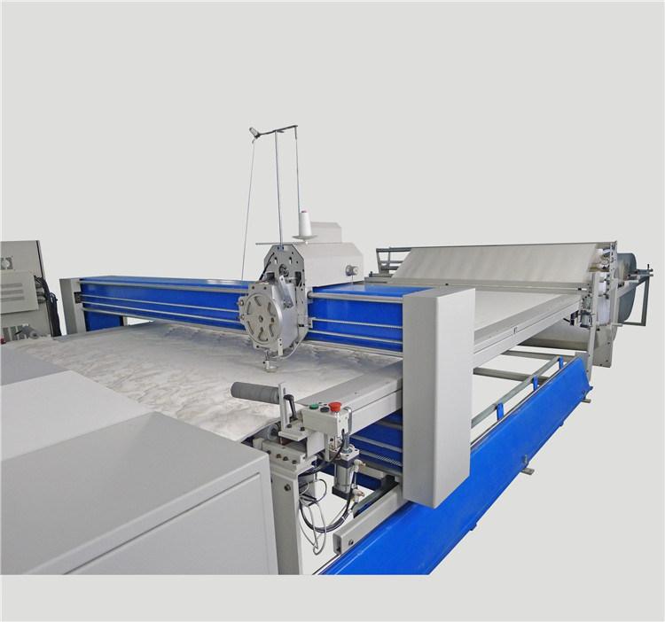 High Speed Computerized Single-Needle Quilting Machine (HF-DZ-1)
