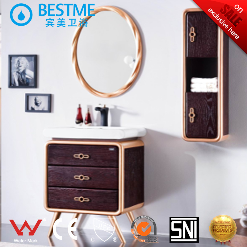 Europe Style Modern Nice Price Bathroom Cabinet (BY-X7079)