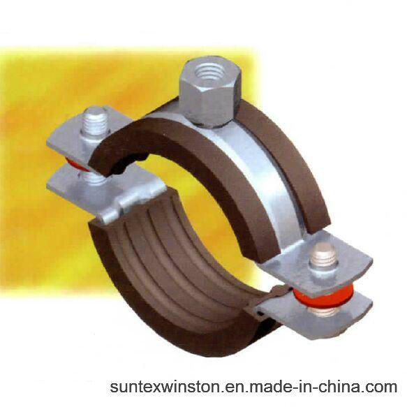 Pipe Clamp with Combi Nut
