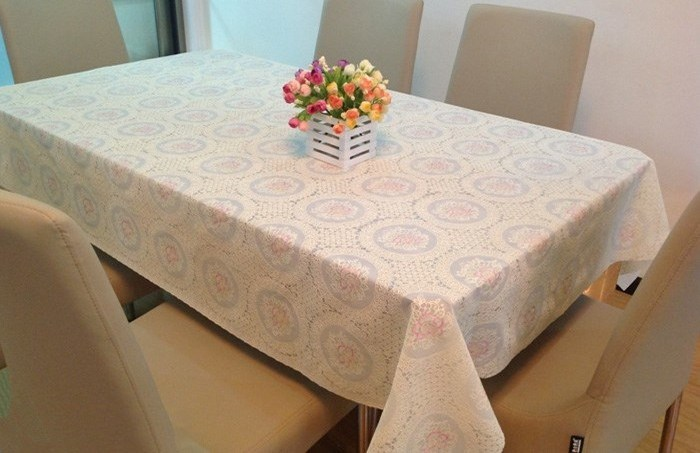 High Quality Tablecloth PVC\EVA