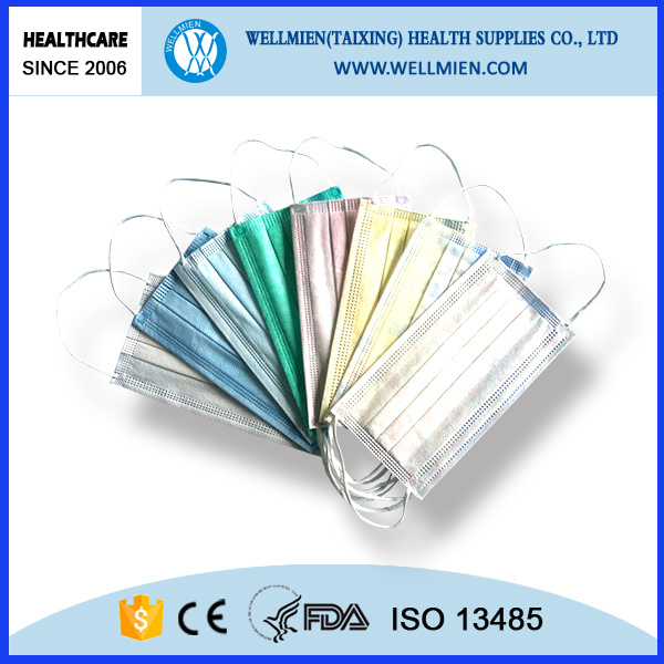 High Quality Earloop Cleaning Medical Face Masks