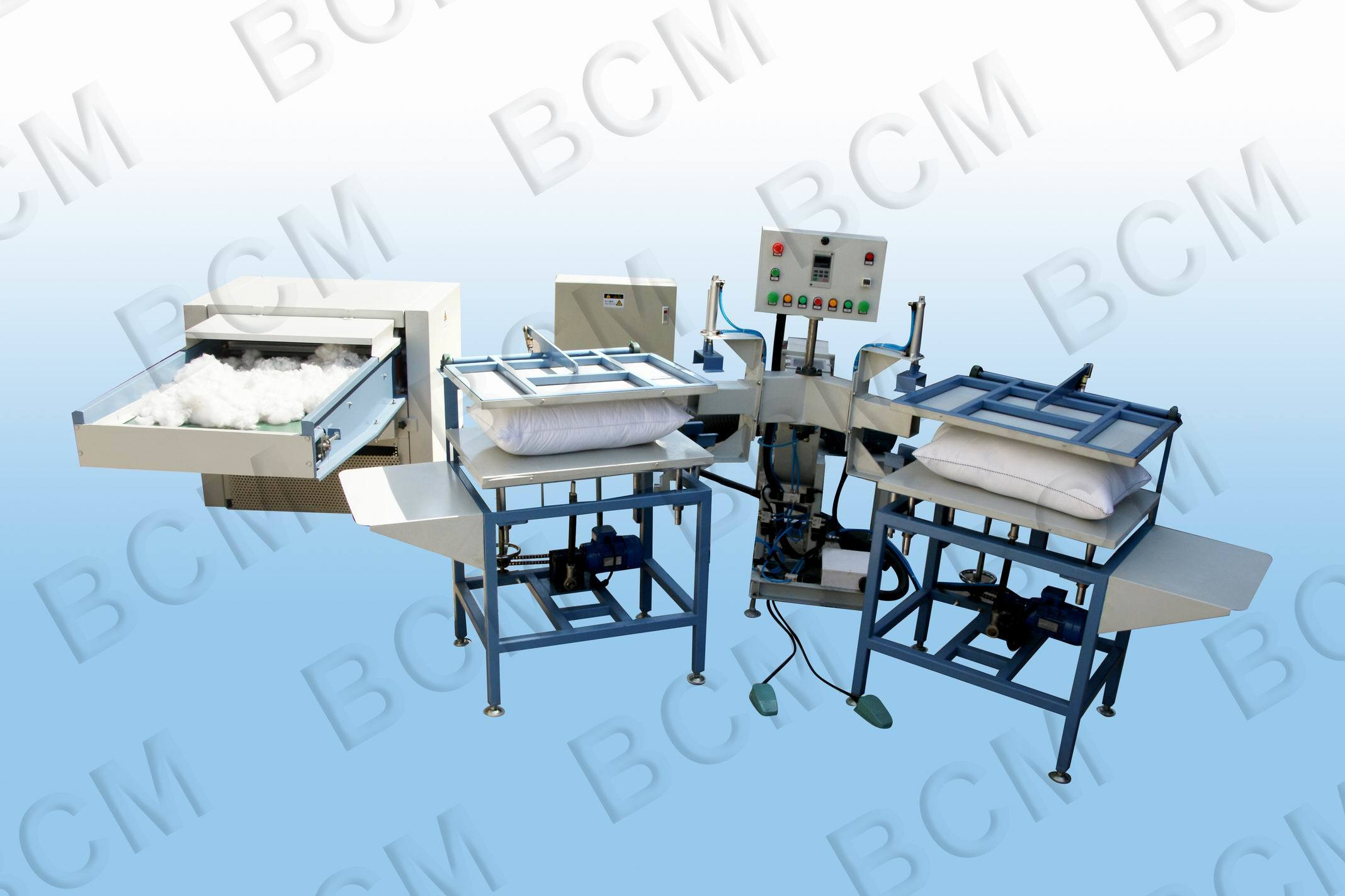 Automatic Pillow Filling Machine (BC1017)