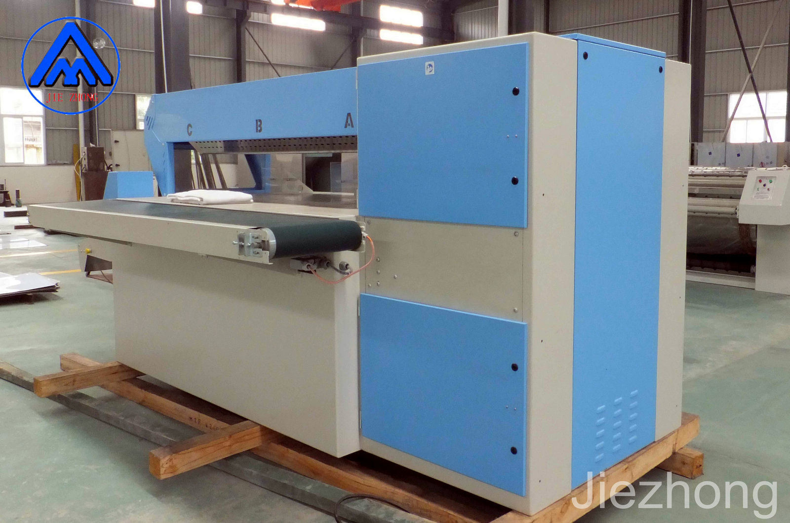 Commercial Towel Folder Machine (STF)