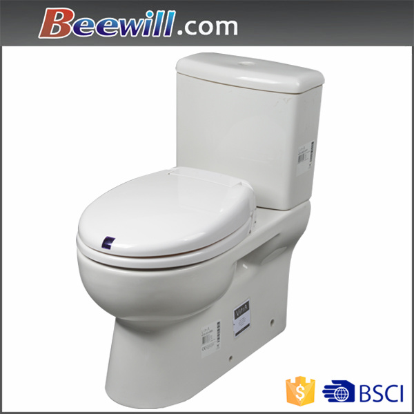 Automatic Smart Toilet Seat with Sensor Control