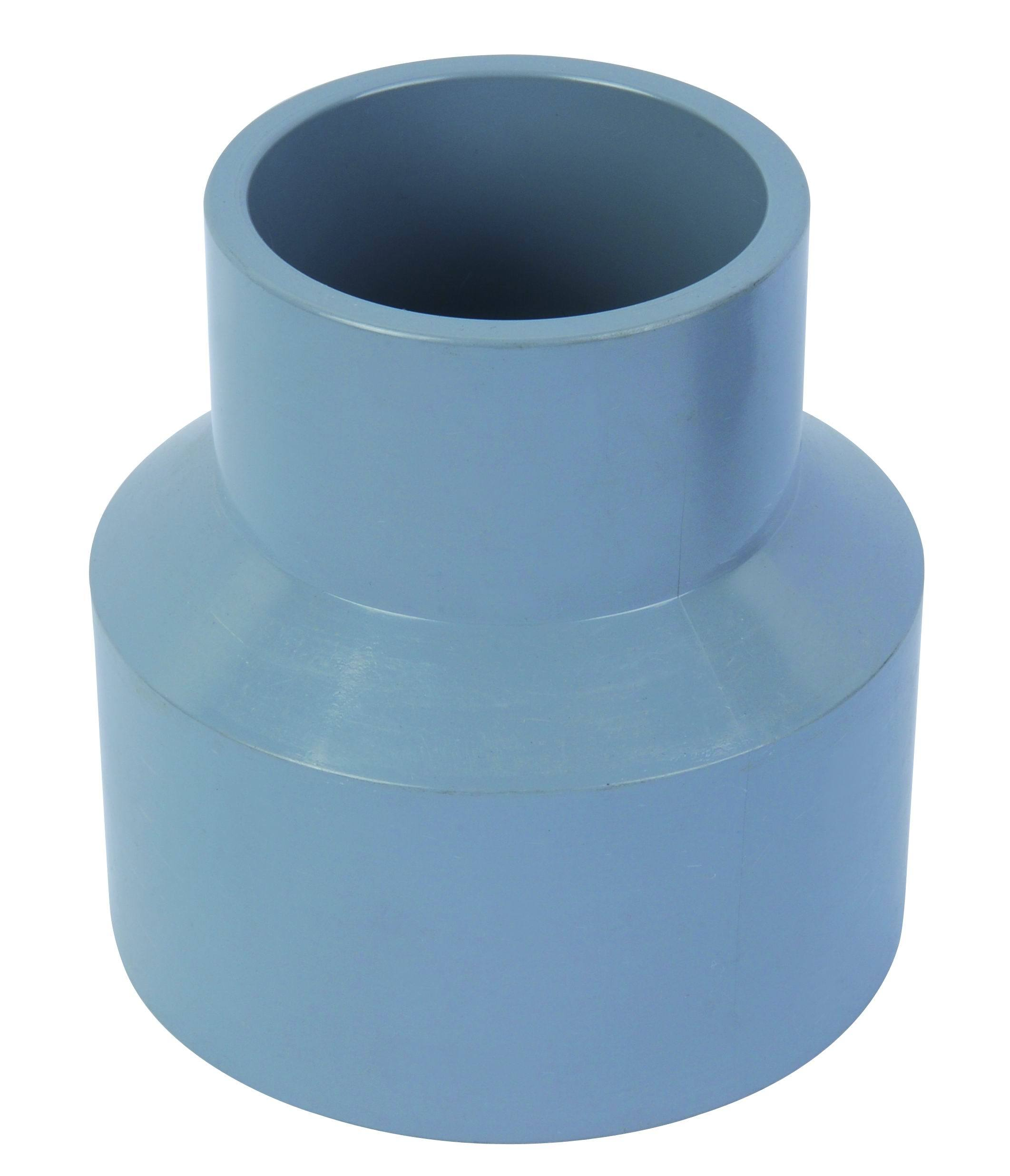 China pvc pipe fittings reducer upvc plastic