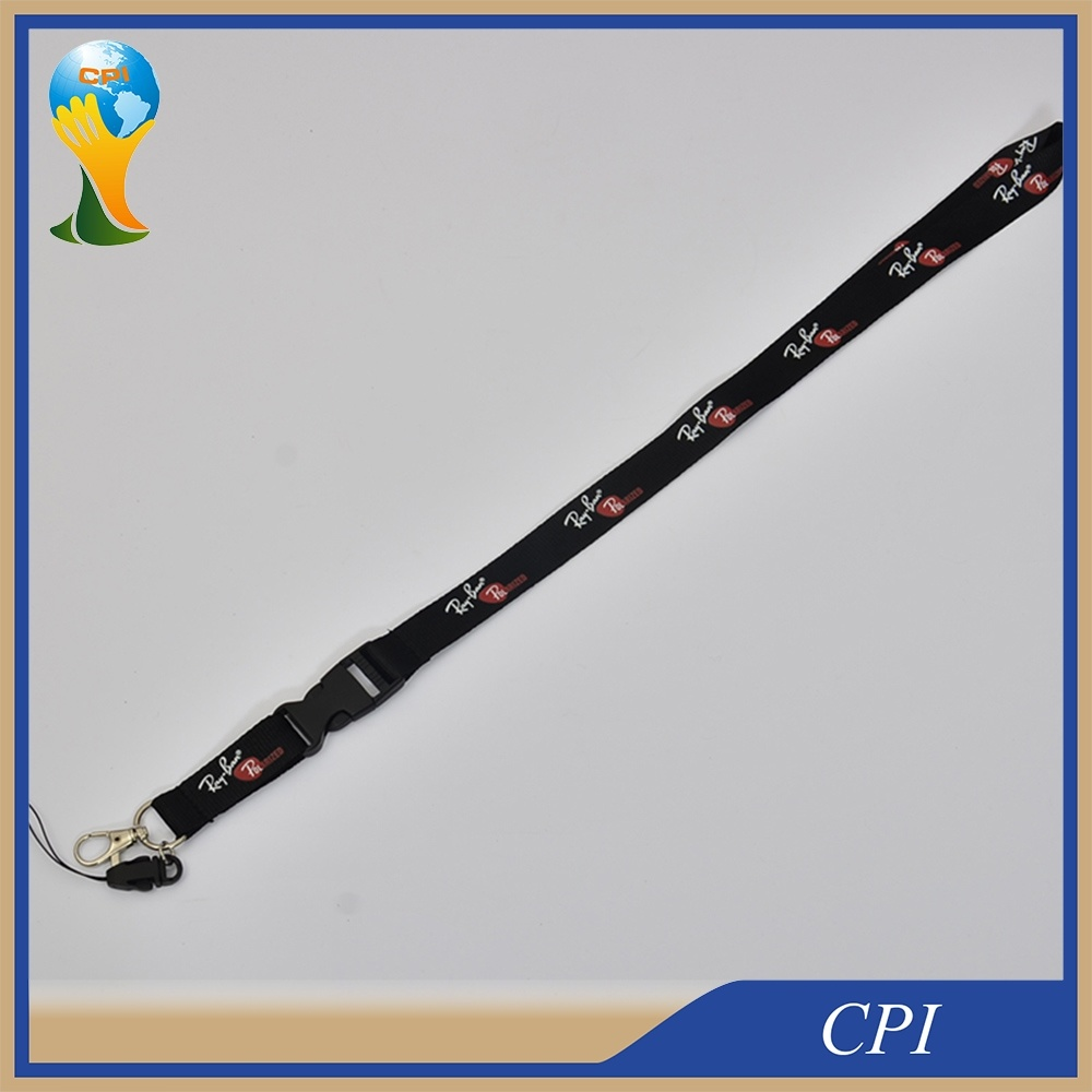 Polyester Printing Lanyard for Advertisement