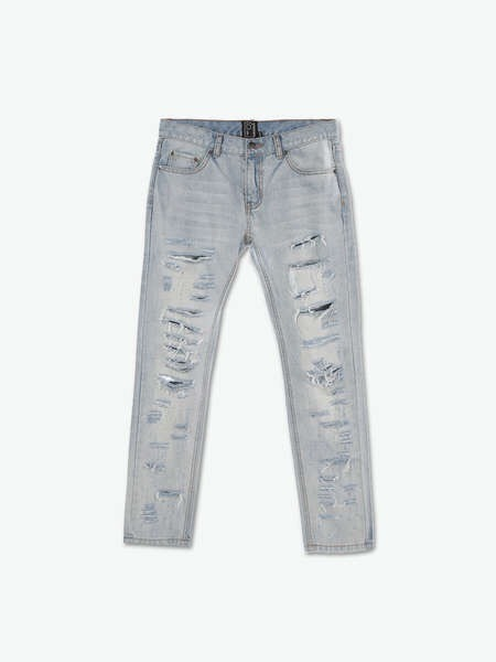 Good Quality Fitness New Fashion Design Women Jeans