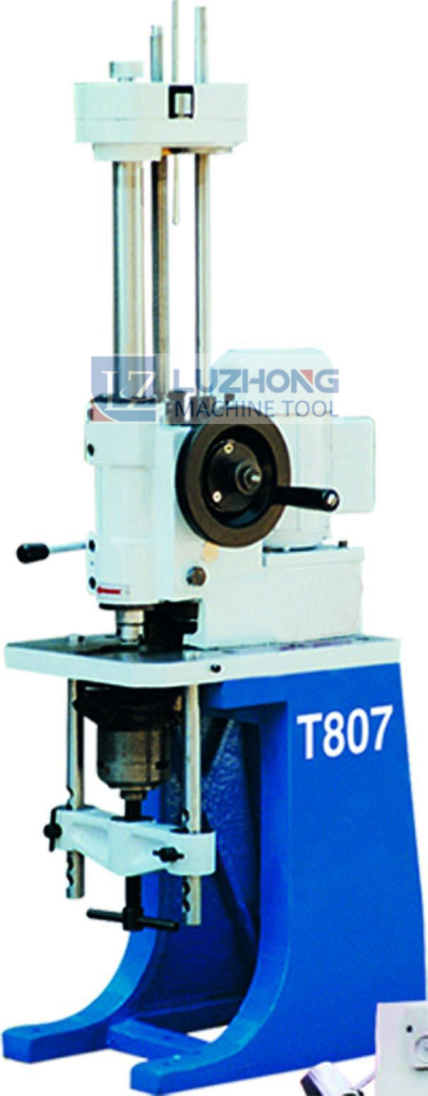 Portable cylinder boring and honing machine (TM806 TM807) for Motorcycle