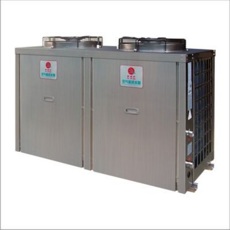 Cooling/Heating and Free Hot Water Air Source Heat Pump