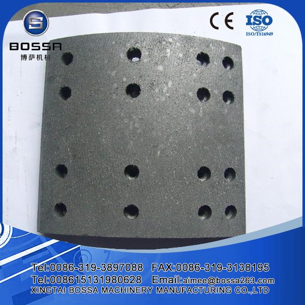 China Manufacturer Brake Pad/Brake Lining/Brake Rotor