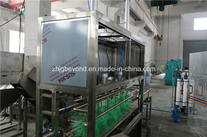 Automatic 5 Gallon Bottle Water Filling Equipment with Ce