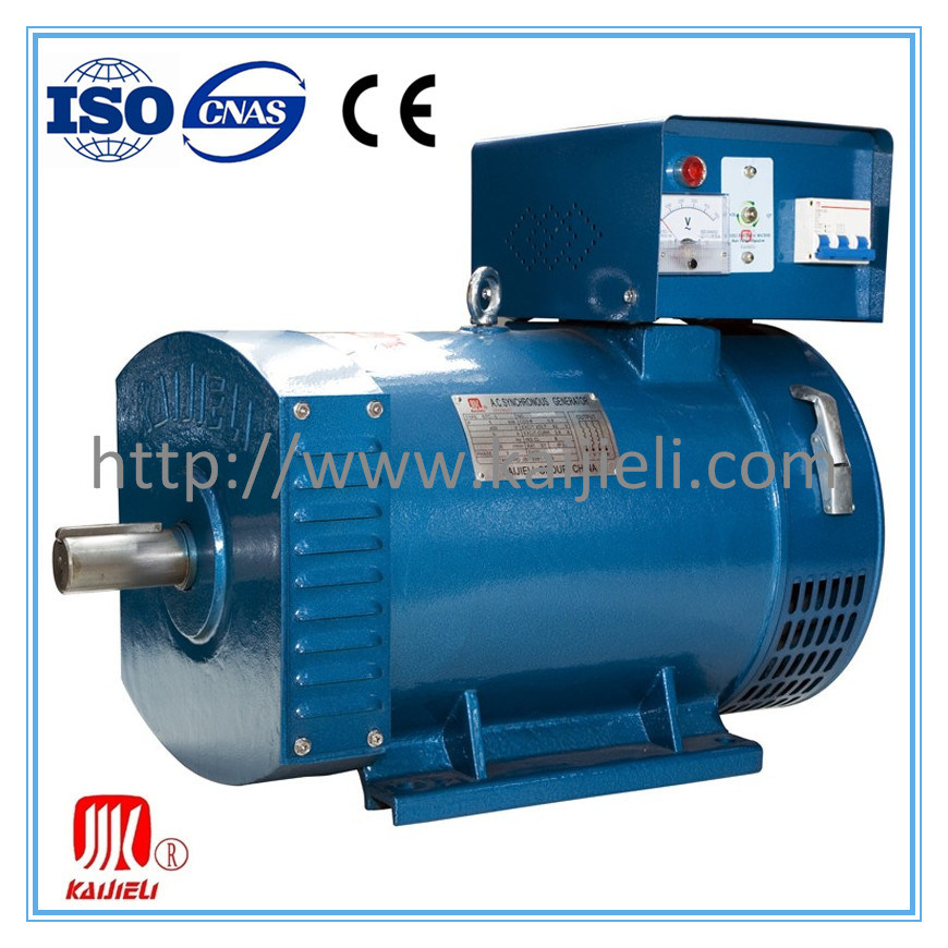 St Series 100% Copper Wire Three Phase AC Alternator, 10kw St/Stc Alternator