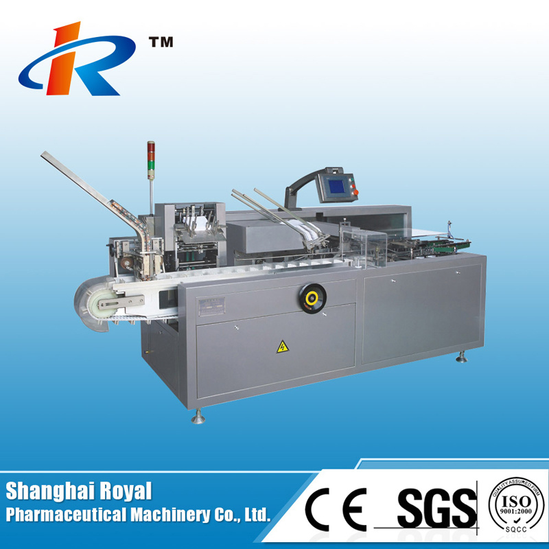 ZH-120 Horizontal Automatic Pharmaceutical Blister Cartoning Machine