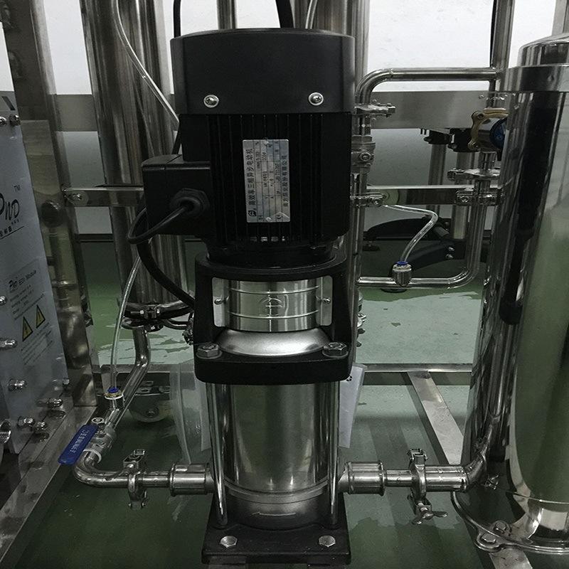 Mzh-RO UV Water Treatment with EDI
