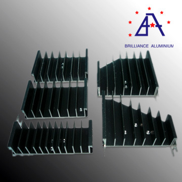 Fabricated Aluminum Profile (BA-319)