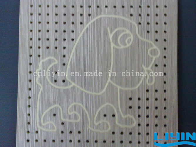China Sound Absorption Panels Sound Absorbing Panel