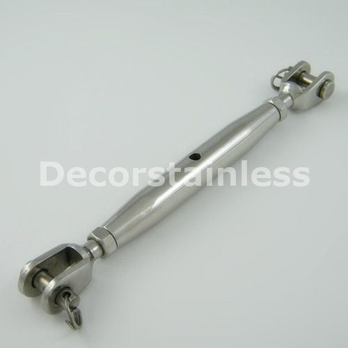Stainless Steel Turnbuckle Rigging Screw