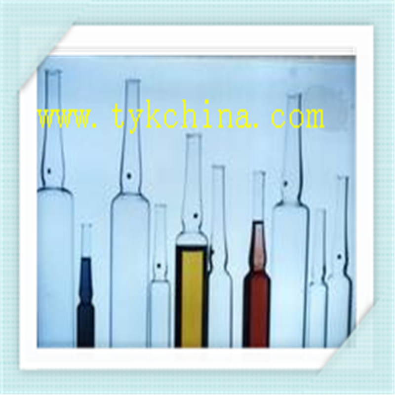 Pharmaceutical Neutral Glass Ampoule for Injection by Neutral Glass Tube