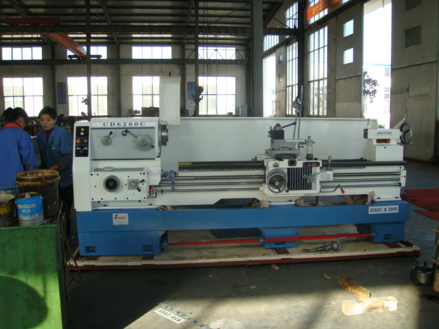 Gap Lathe (80mm Spindle Hole) (LY6240C)