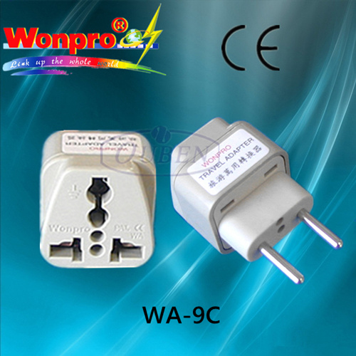 Universal Travel Adaptor-Socket, Plug (WA-9C)