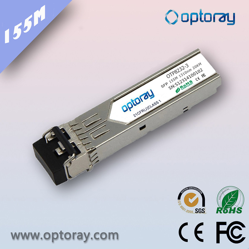 155m Dual SFP Series for Optical Transceiver