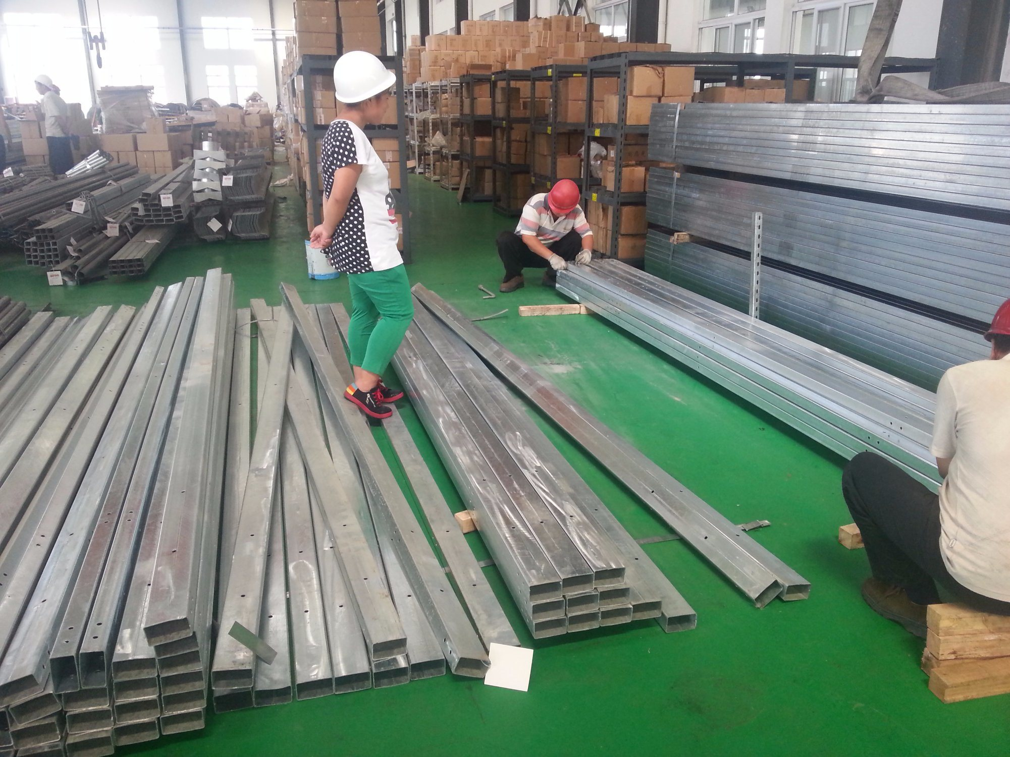 Complete Greenhouse Products Gutter Pipe