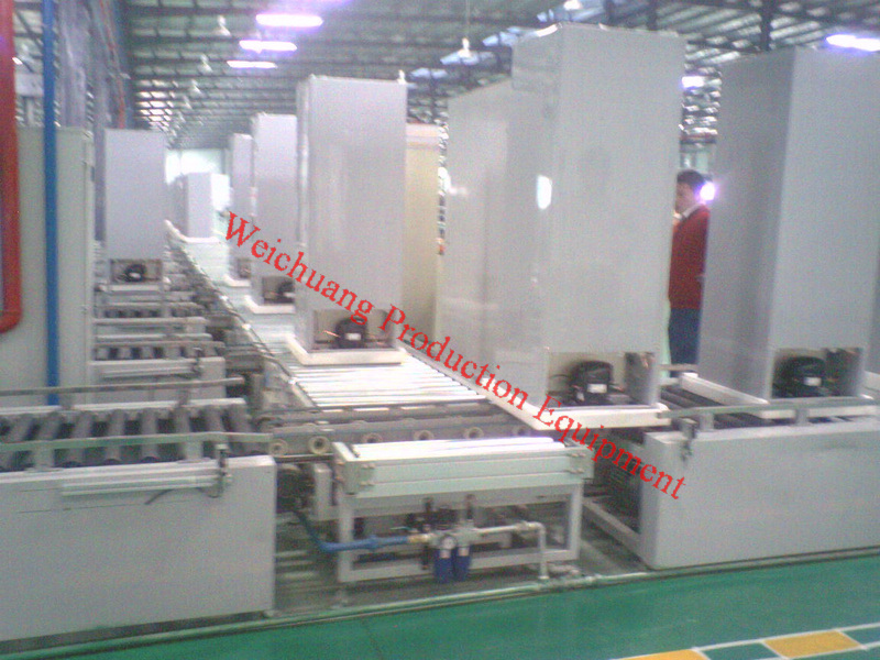Refrigerator Production Equipment