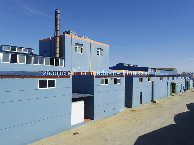 Twenty Years Factory for Produce Propylence Glycol Alginate