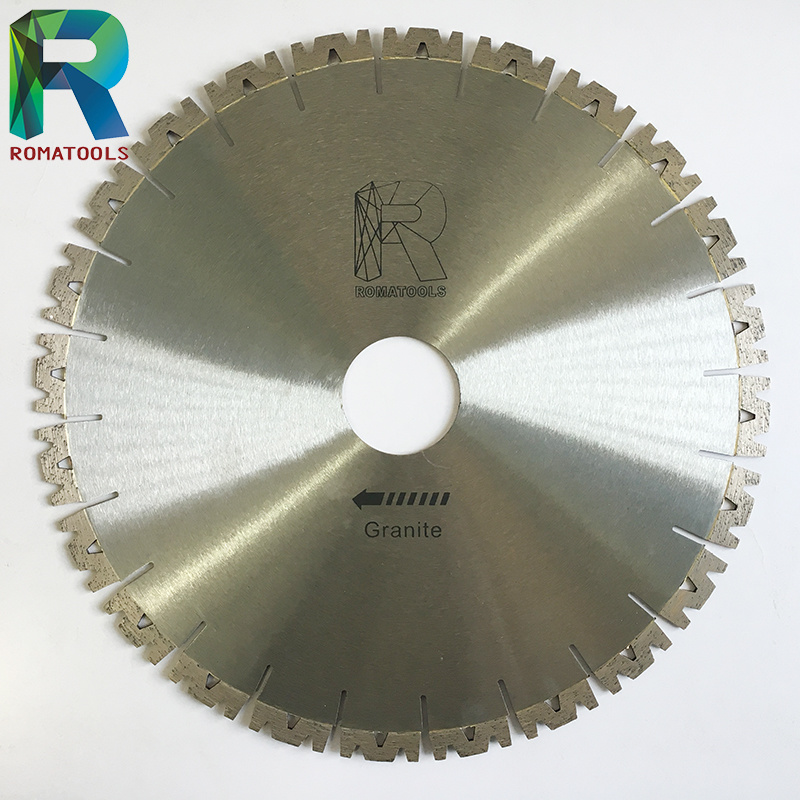 "24"" Dianond Saw Blades for Granite Cutting"
