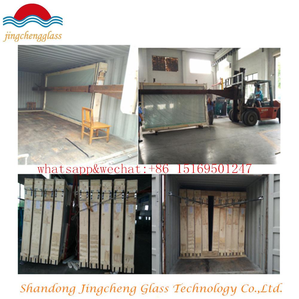 3-19mm Sliding Door Glass with SGS