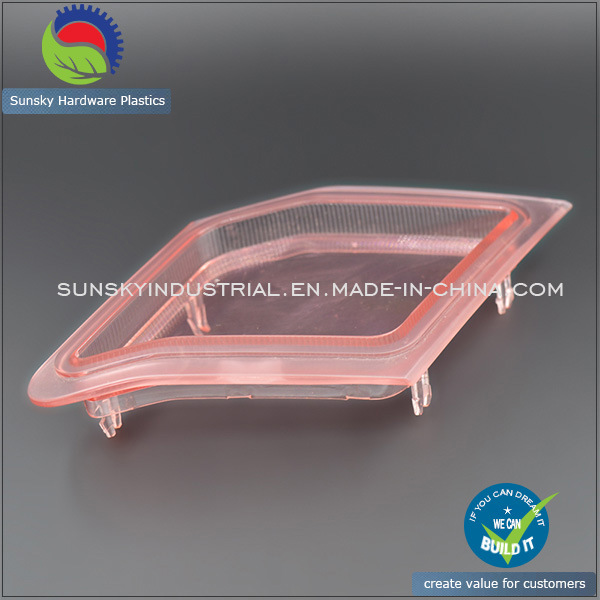 Hot Selling CNC Plastic Products to Make Auto Part (PR10052)