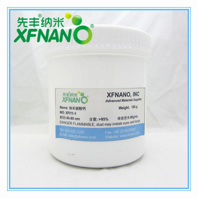Calcium Carbonate Nanopowder (40-80nm)