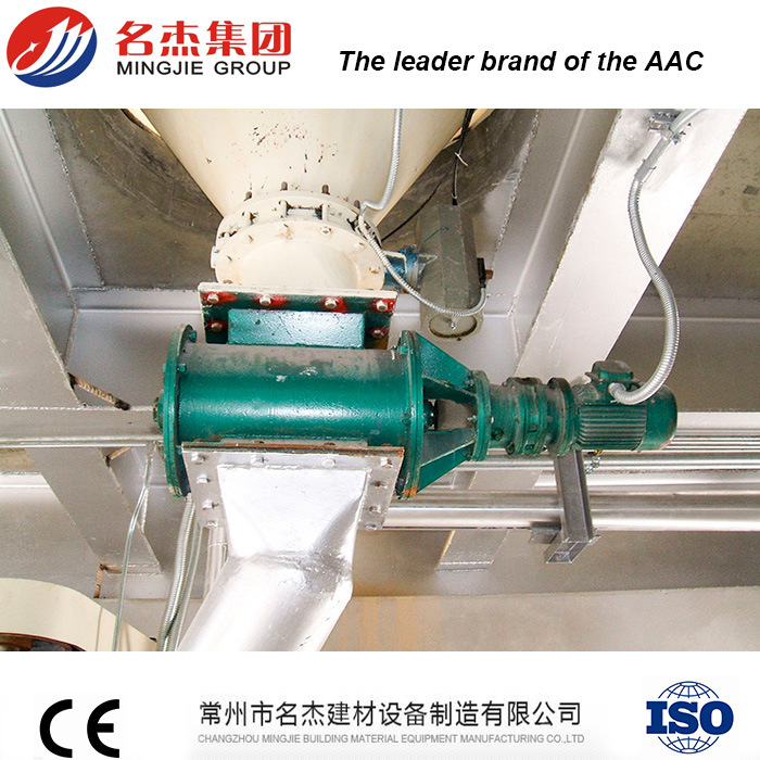 High Efficiency Autoclaved Aerated Concrete Block Machine Hollow Brick Making Machine
