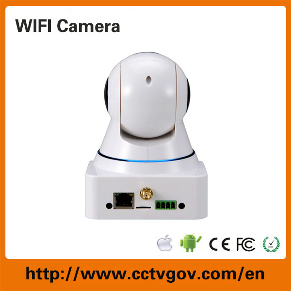 Full HD Wireless CCTV IP Camera with Memory Card